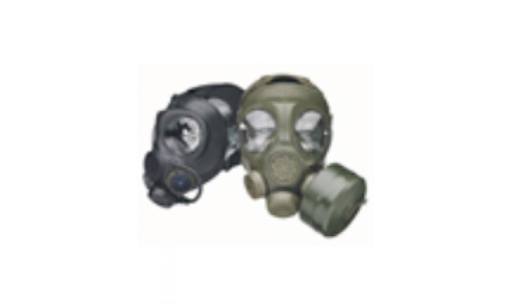 Kbrn Tam Yüz Gaz Maskesi