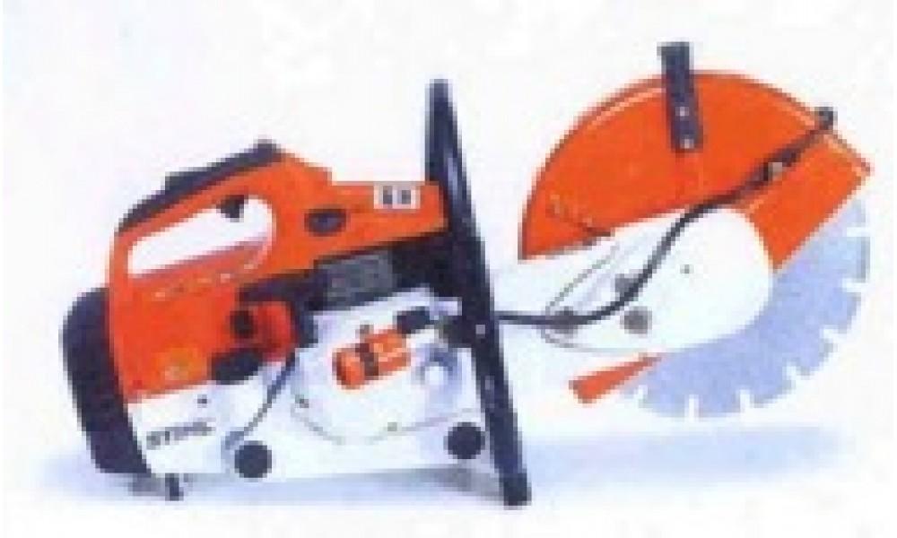 Benzin Motorlu Demir ve Beton Kesme Testeresi
