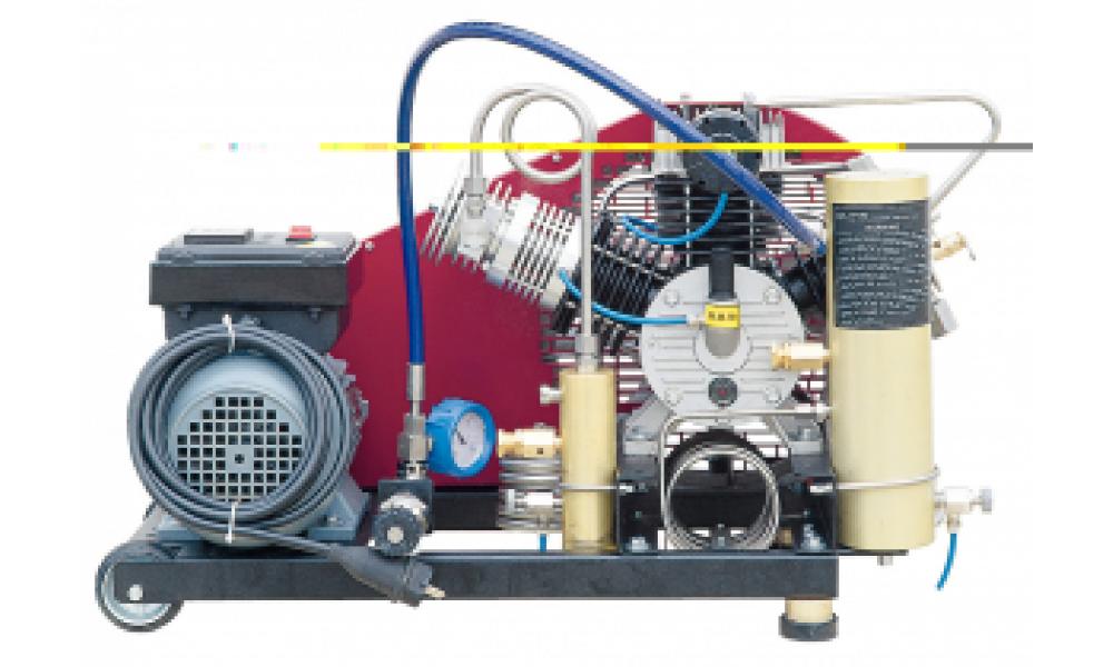 Temiz Hava Soluma Cihazı Doldurma Kompresörü