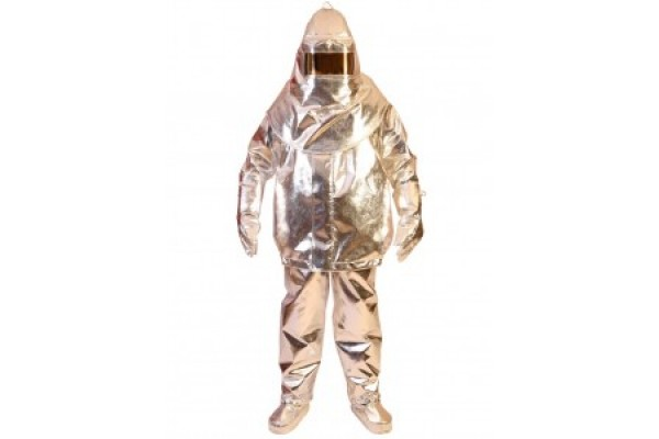 Alüminize İtfaiyeci Elbisesi Fryal 5100
