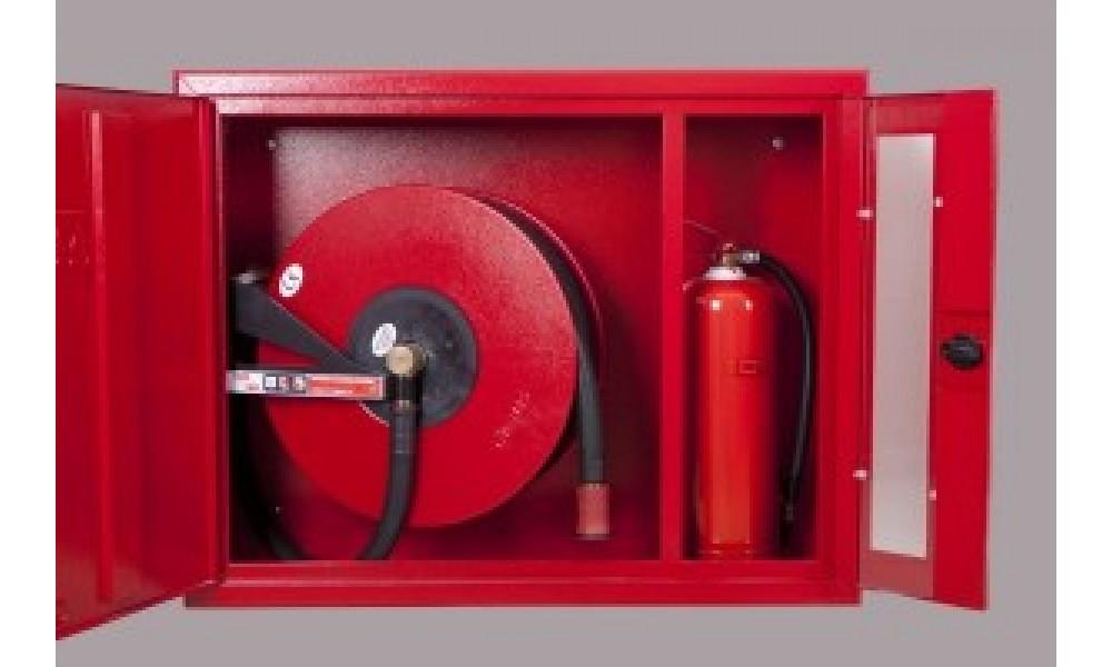 EN 671-1 Yangın Dolabı Sac Kapaklı