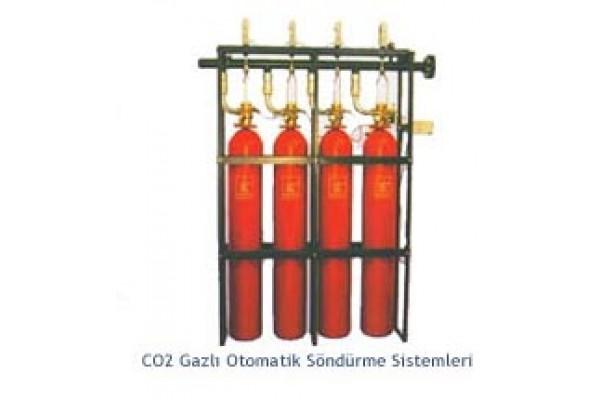 Karbondioksit Söndürme Sistemleri